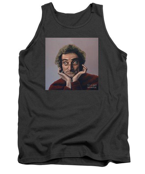 Marty Feldman Tank Top by Paul Meijering