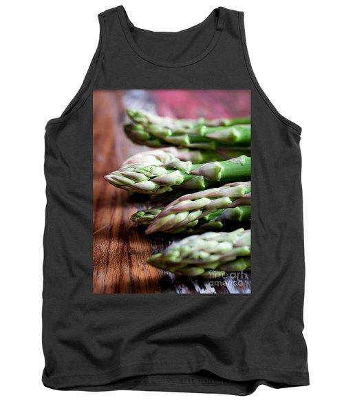 Asparagus Tank Top by Kati Molin