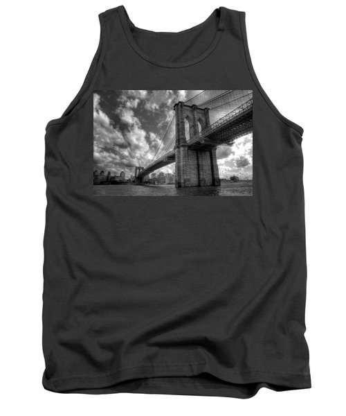 Connect Tank Top by Johnny Lam