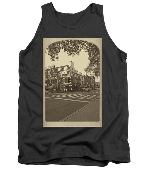 Corner Room Tank Top by Tom Gari Gallery-Three-Photography