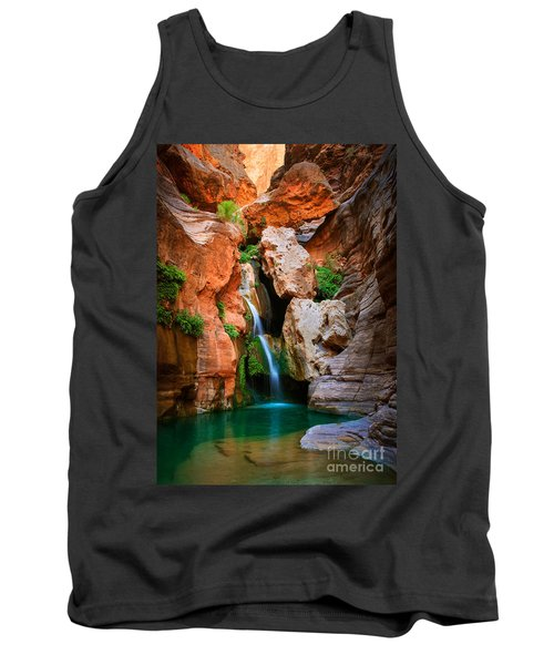 Elves Chasm Tank Top by Inge Johnsson