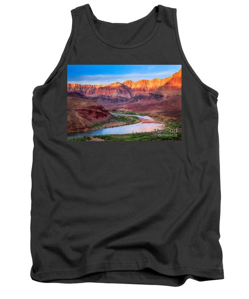 Evening At Cardenas Tank Top by Inge Johnsson