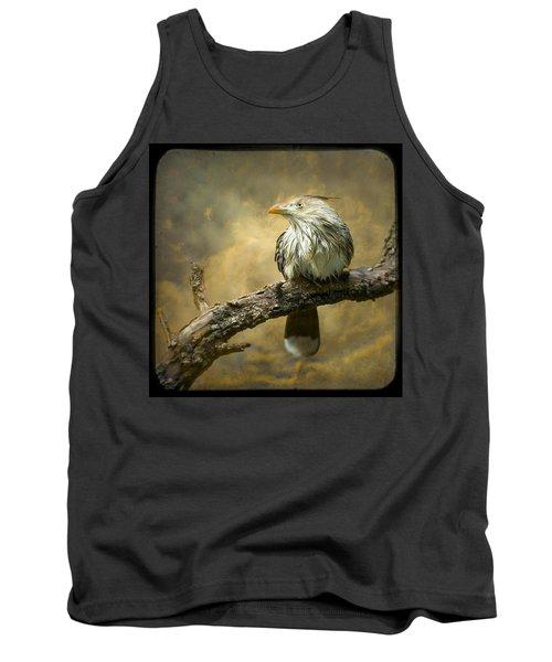 Exotic Bird - Guira Cuckoo Bird Tank Top by Gary Heller