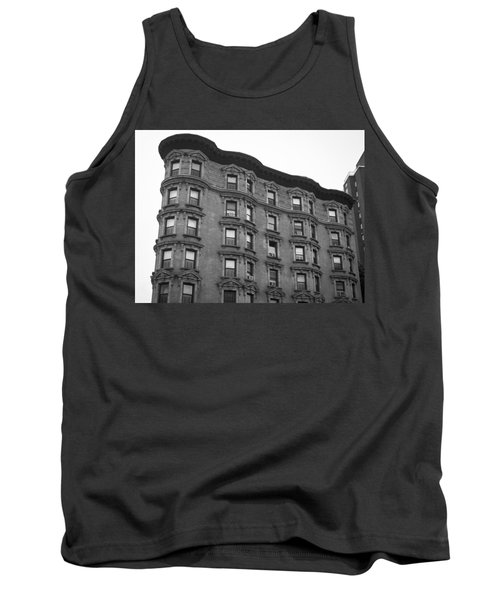 Harlem Architecture Tank Top by Teresa Mucha