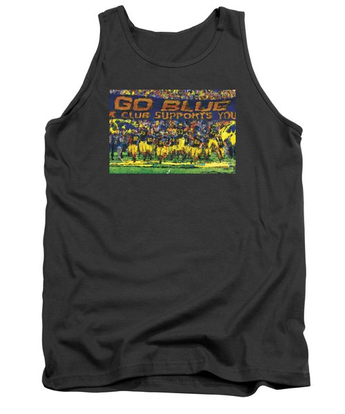 Here We Come Tank Top by John Farr