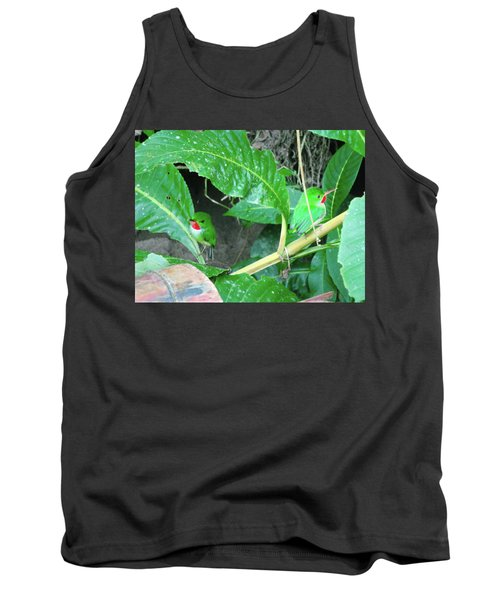 Jamaican Toadies Tank Top by Carey Chen
