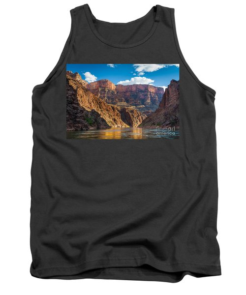 Journey Through The Grand Canyon Tank Top by Inge Johnsson