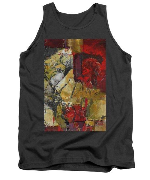 Led Zeppelin Tank Top by Corporate Art Task Force