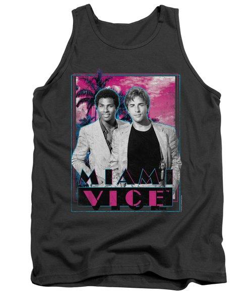 Miami Vice - Gotchya Tank Top by Brand A