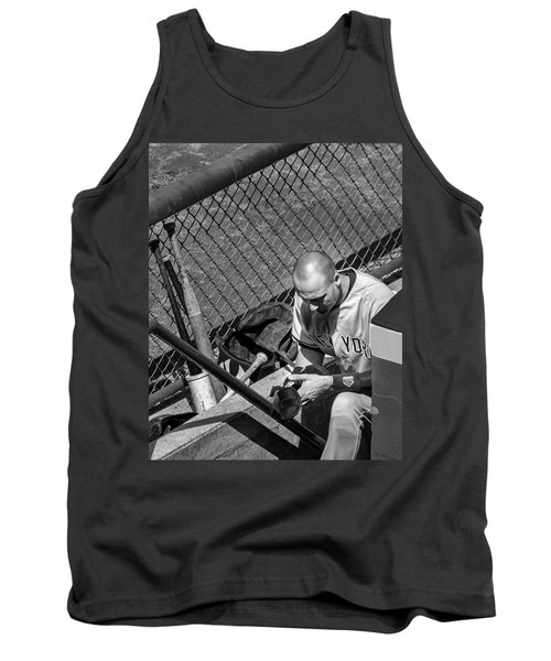 Moment Of Reflection Tank Top by Tom Gort