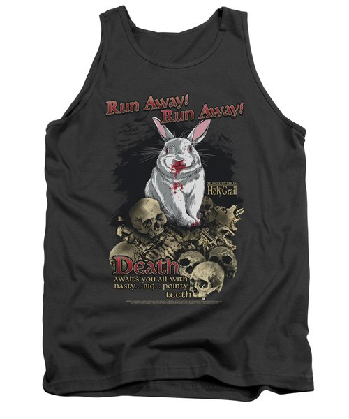 Monty Python - Run Away Tank Top by Brand A