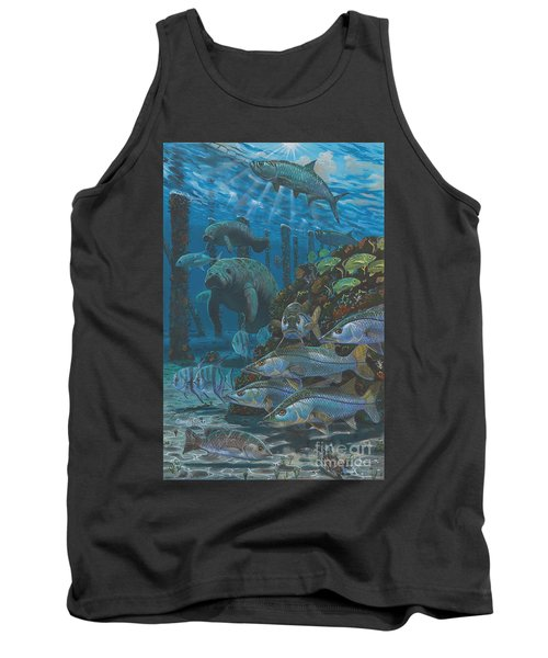 Sanctuary In0021 Tank Top by Carey Chen