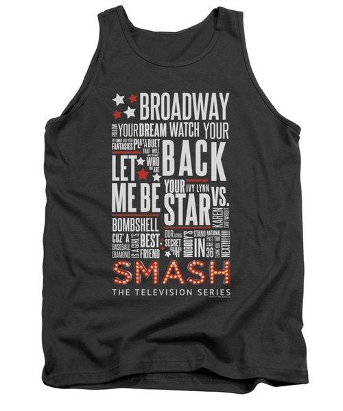 Smash - Broadway Tank Top by Brand A