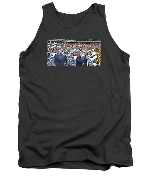 Sounds Of College Football Tank Top by Tom Gari Gallery-Three-Photography