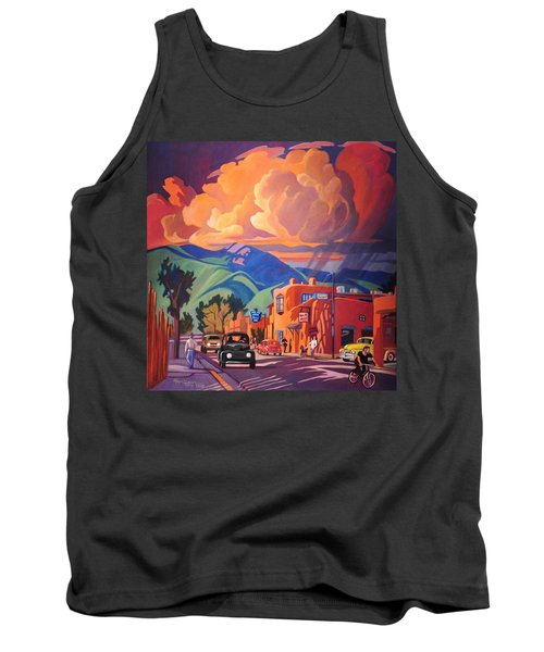 Taos Inn Monsoon Tank Top by Art James West