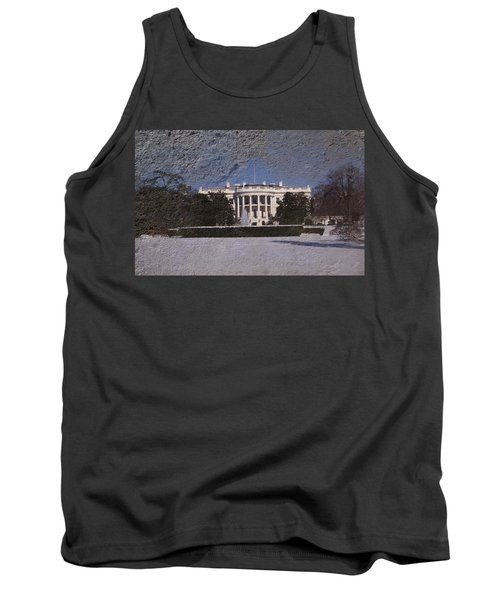 The Peoples House Tank Top by Skip Willits