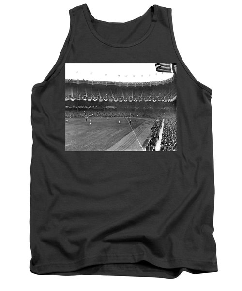 View Of Yankee Stadium Tank Top by Underwood Archives