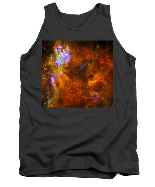 Tank Top featuring the photograph W3 Nebula by Science Source