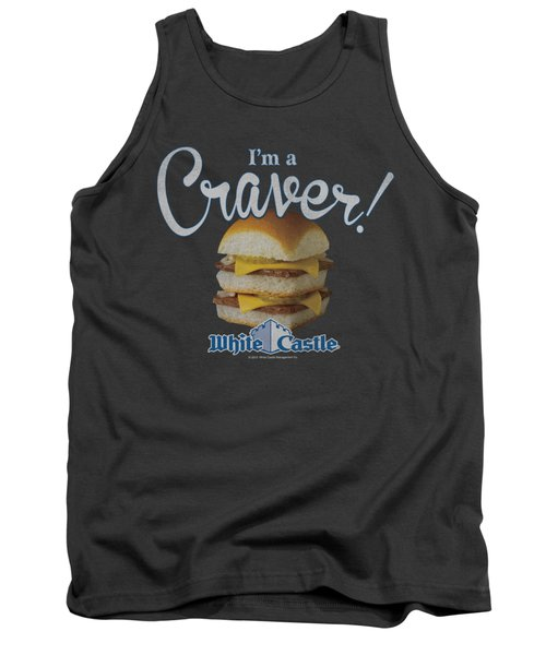 White Castle - Craver Tank Top by Brand A