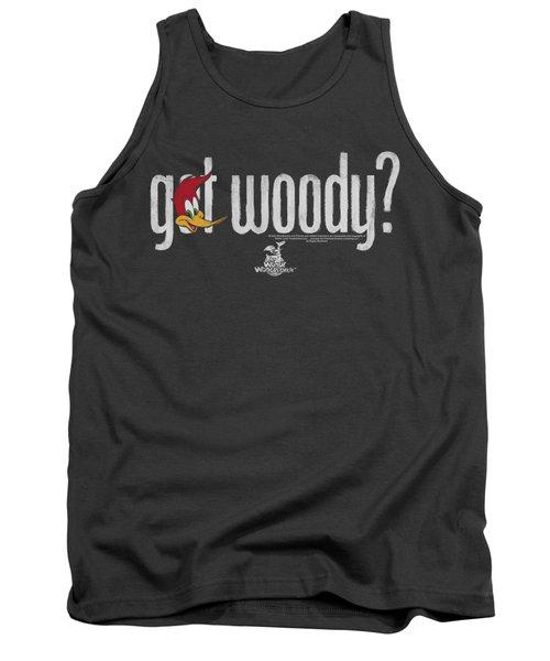 Woody Woodpecker - Got Woody Tank Top by Brand A