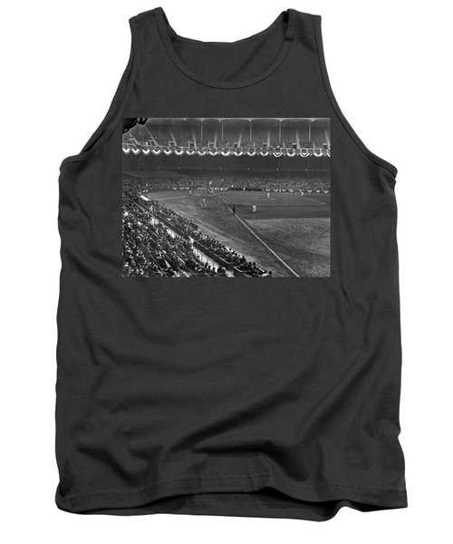 Yankee Stadium Game Tank Top by Underwood Archives