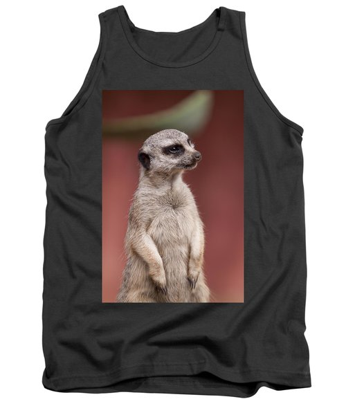 The Sentry Tank Top by Michelle Wrighton