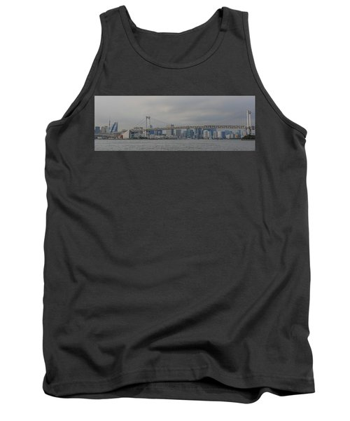 Rainbow Bridge Tank Top by Megan Martens