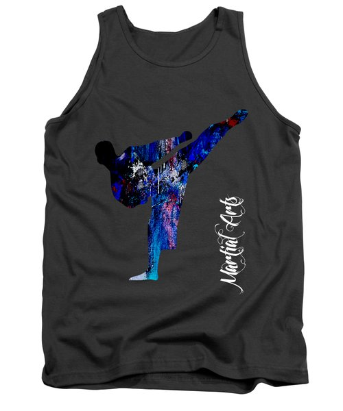 Martial Arts Collection Tank Top by Marvin Blaine