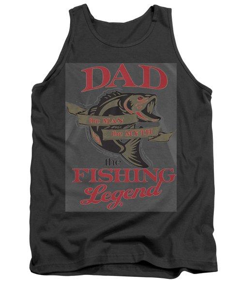 Fishing Tank Top by Thucidol