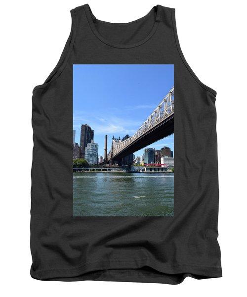 59th Street Bridge No. 13 Tank Top by Sandy Taylor