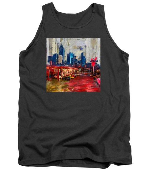 Atlanta Skyline 231 1 Tank Top by Mawra Tahreem