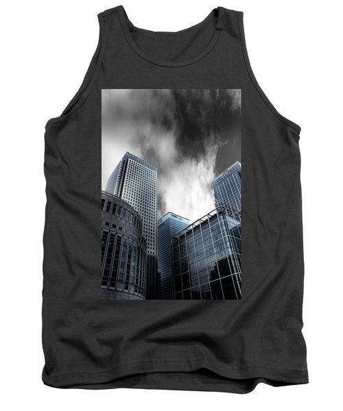 Canary Wharf Tank Top by Martin Newman