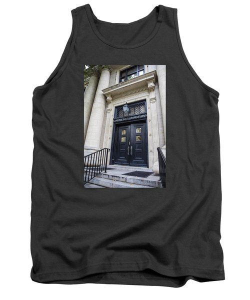 Carnegie Building Penn State  Tank Top by John McGraw
