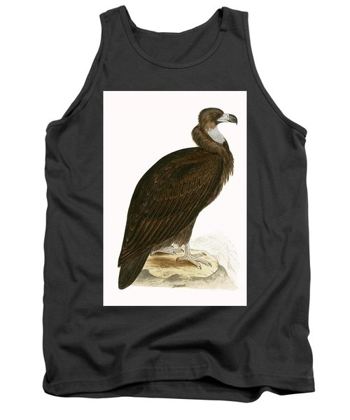 Cinereous Vulture Tank Top by English School