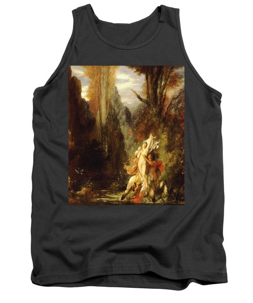 Dejanira  Autumn Tank Top by Gustave Moreau