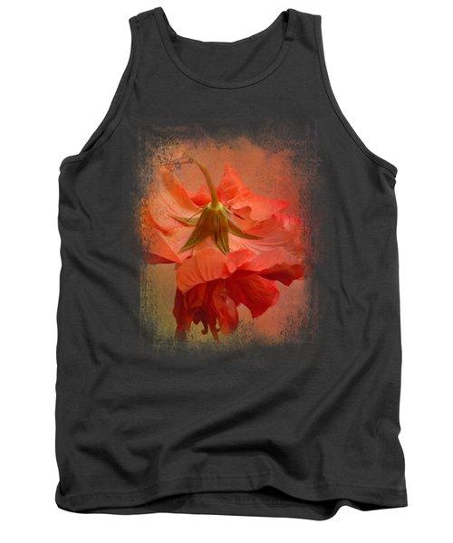 Falling Blossom Tank Top by Jai Johnson