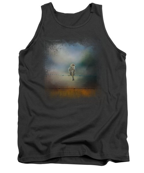 Fence Master Tank Top by Jai Johnson