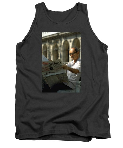 Tank Top featuring the photograph Havana by Travel Pics