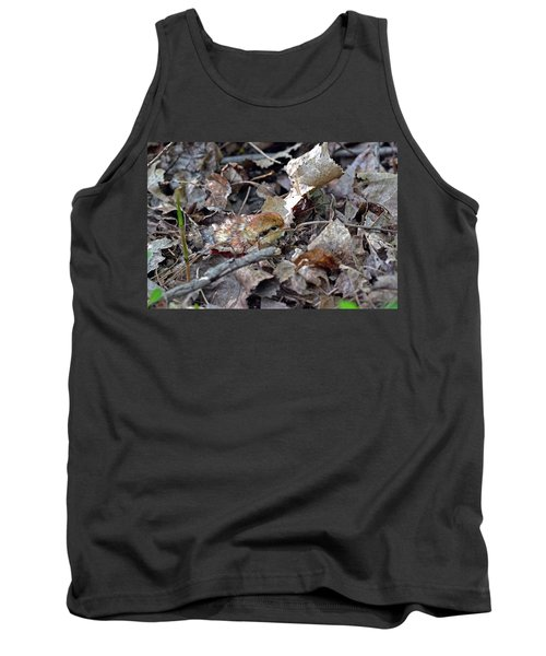 It's A Baby Grouse Tank Top by Asbed Iskedjian