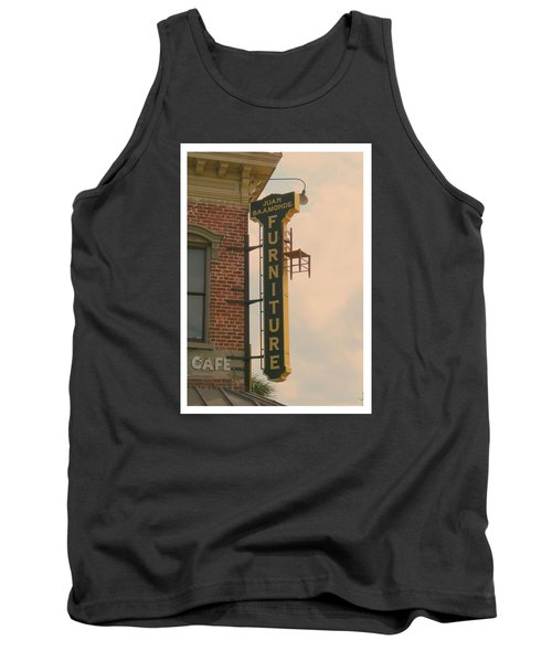 Juan's Furniture Store Tank Top by Robert Youmans