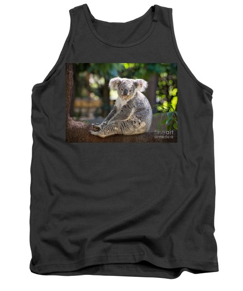 Just Relax Tank Top by Jamie Pham