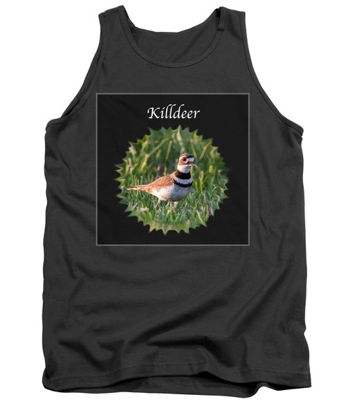 Killdeer Tank Top by Jan M Holden