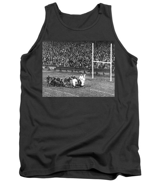 One For The Gipper Tank Top by Underwood Archives