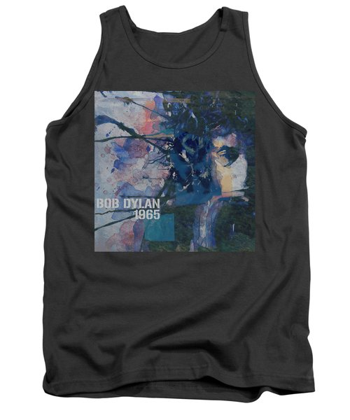 Positively 4th Street Tank Top by Paul Lovering