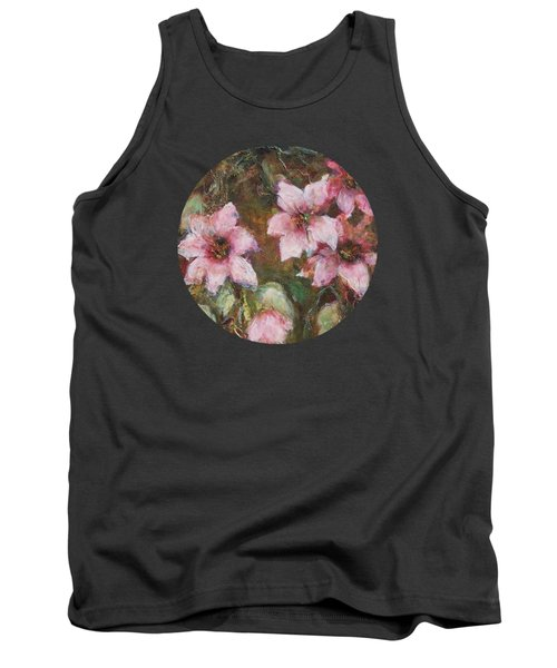 Romance Tank Top by Mary Wolf