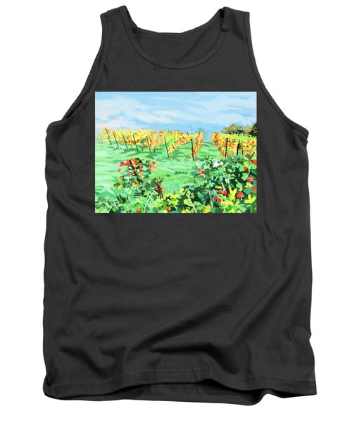 Roosthole Vineyard Tank Top by Plum Ovelgonne
