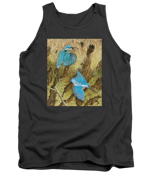 Sharing The Caring Tank Top by Pat Scott