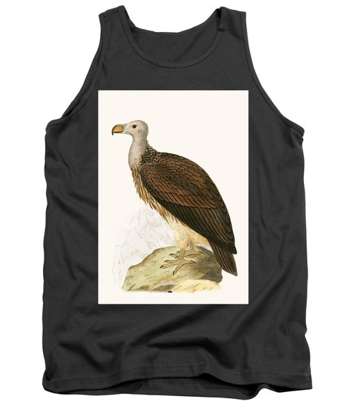 Sociable Vulture Tank Top by English School