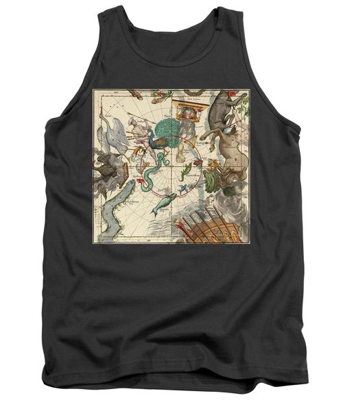 South Pole Tank Top by Ignace-Gaston Pardies