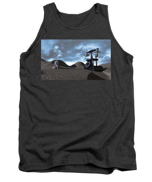 Tomorrow Morning Tank Top by Brainwave Pictures